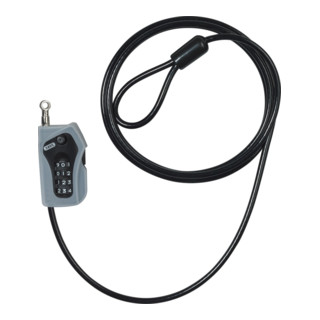 ABUS Combiflex 205/200 black