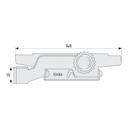 ABUS Rollladensicherung RS97 SB
