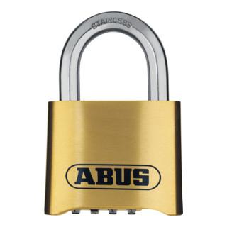 ABUS Zahlenschloss 180IB/50 Marine B/SB