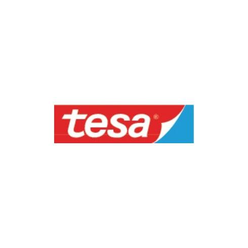 Adhésif toilé extra Power® 56348 noir L. 10 m l. 48 mm Rouleau TESA