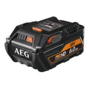 AEG Akku 18V 6,0 Ah HD PRO Li-Ion L1860RHD