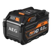 AEG Akku 18V 9,0 Ah HD PRO Li-Ion L1890RHD