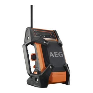 AEG Akku-Radio BR1218C-0 18V Solo-Version inkl. Netzkabel