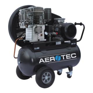Aerotec Kompressor 780-90 780l/min 4 kW 90l