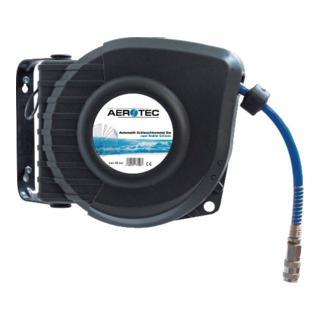 Aerotec Schlauchtrommel Druckluft Aero 8,  m.Rücklauf/L=8000mm/8x12mm/10bar/schwenkbar