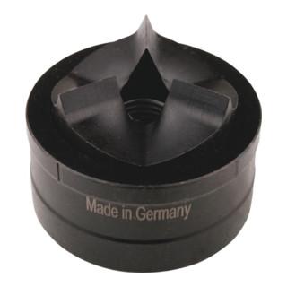 Alfra Blechlocher TriCut® KL D.50,5mm M 50 f.Rohre u.Verschraubungen
