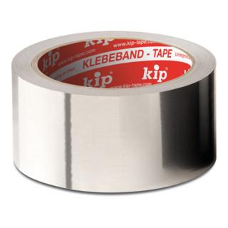 Aluminiumklebeband DIN 4102 B1 Länge 25m Breite 50mm Alu-Folie