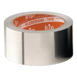 Aluminiumklebeband DIN 4102 B1 Länge 50m Breite 50mm Alu-Folie