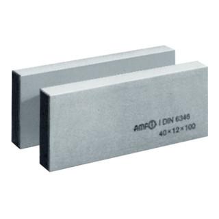 AMF Parallelunterlagen-Paar DIN6346P H.50xB.16xL.160mm