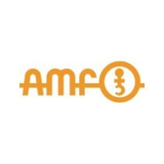 AMF Schiebetorschließkasten 147S-40 blk z.Anschweißen