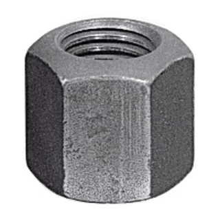 AMF Sechskantmutter DIN 6330 Stahl blank