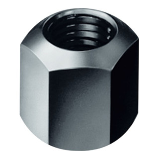 AMF Sechskantmutter DIN 6330 M 14 x 2 Stahl blank
