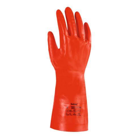 Ansell Chemikalienschutz-Handschuh-Paar AlphaTec Solvex 37-900, Handschuhgröße: 9