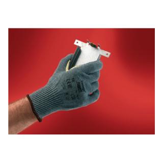 Ansell Handschuhe EN388/407 Kat. II Vantage 70-761 Nylon/Acryl/Kevlar grau/grün