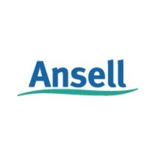 Ansell Handschuhe HyFlex 11-849 Gr.11 schwarz Spandex/Nylon m.Nitrilschaum EN388 Kat.II