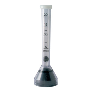 Appareil de mesure du gaz de protection 20 l/min GCE RHÖNA