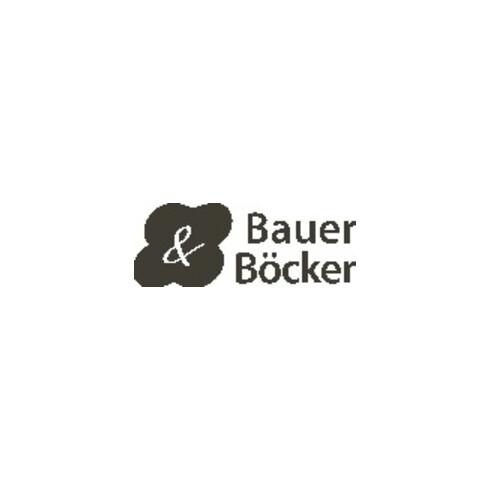 Arbeits-/Maschinenleuchte 4,5 W 450 lm IP65 BAUER & BÖCKER