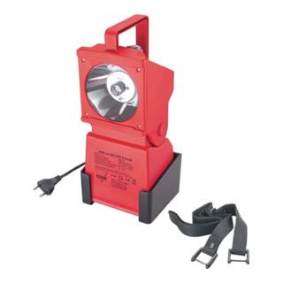 Arbeits-/Notstromleuchte H.336 B.126 T.112mm (IP44) LED Leuchtw.160m Leuchtd.10h