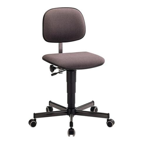 Arbeitsdrehstuhl Fit m.Rollen Stoffpolster Sitz-H.430-600mm BIMOS