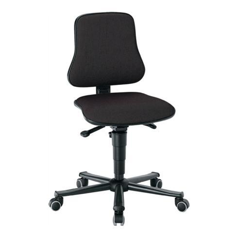 Arbeitsdrehstuhl Solitec m.Rollen Stoffpolster Sitz-H.440-590mm BIMOS