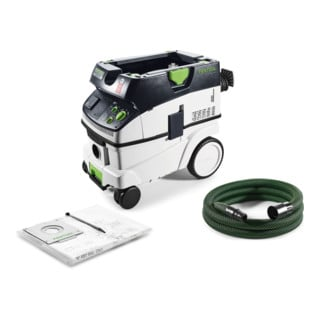 Aspirateur Festool CTH 26 E / a CLEANTEC