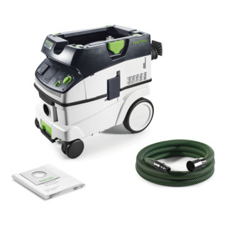 Aspirateur Festool CTL 26 E CLEANTEC
