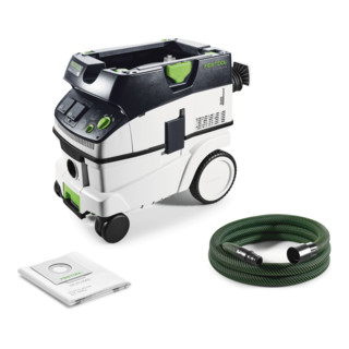 Aspirateur Festool CTL 26 E SD E/A CLEANTEC