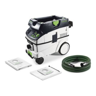Aspirateur Festool CTM 26 E AC CLEANTEC