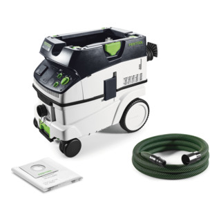 Aspirateur Festool CTM 26 E CLEANTEC