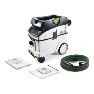 Aspirateur Festool CTM 36 E AC CLEANTEC