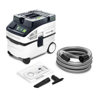 Aspirateur mobile Festool CT 15 E CLEANTEC