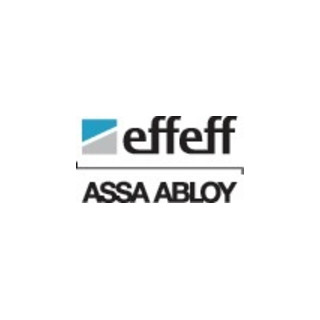 ASSA ABLOY Flachschließblech mit Fallen- und Riegelausschnitt