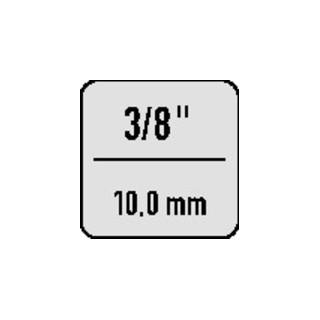 ASW Gummisicherungsring D.18mm f.3/8 Zoll
