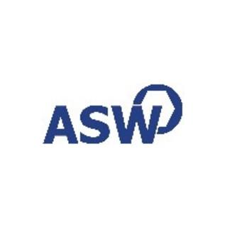 ASW Reduzierstück 1/2 Zoll auf 3/8 Zoll 4 KT L.38 mm f.Kraftsteckschl.Einsätze