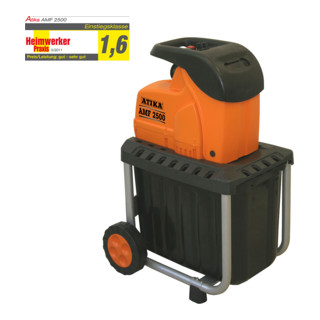ATIKA Gartenhäcksler AMF 2500