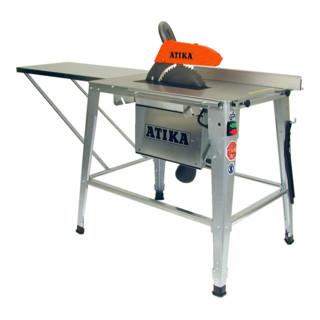 Atika Tischkreissäge HT 315 3300W 400V mit Ersatzblatt
