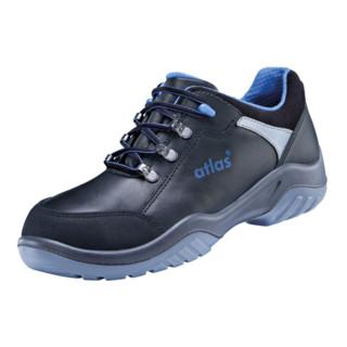 Sicherheitsschuh ergo-med 460 S2 C schwarz/blau Größe 46-13