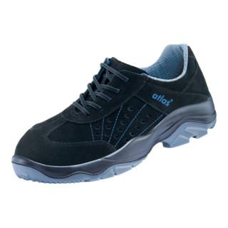 Sicherheitsschuh ESD alu-tec 300 S1 B schwarz/blau Größe 45-12