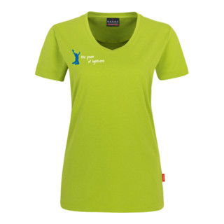 Atlas Sportline T-Shirt Damen kiwigrün