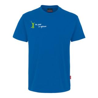 Atlas Sportline T-Shirt Herren royalblau