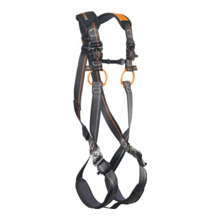 Auffanggurt Ignite Ion EN361:2002 schwarz/orange/anthrazit f.Gr.M/XXL Skylotec