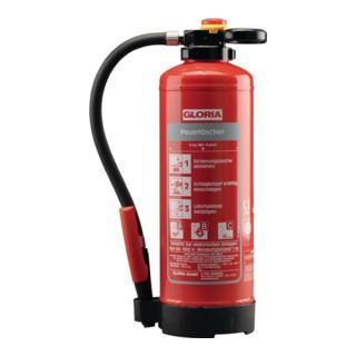 Aufladepulverfeuerlöscher P12PRO 12kg CO2-Treibmittelflasche Brandklasse A/B/C