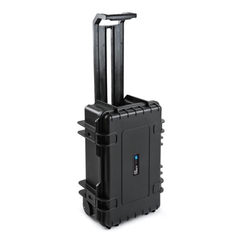 B&W Werkzeugkoffer JUMBO 6600 (flugtauglich)