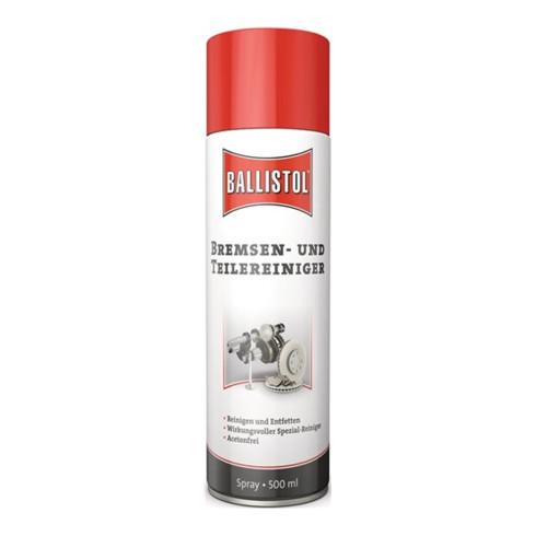 Ballistol Bremsen- u.Teilereiniger acetonfrei 500 ml Spraydose