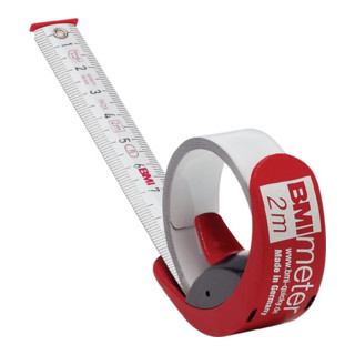 BMI Stahlbandmaß, rostfrei