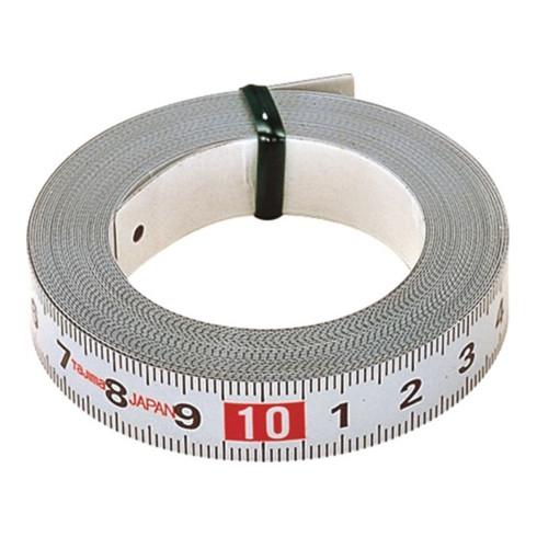 Bandmaß L.2m Band-B.13mm mm/cm selbstkl.TAJIMA