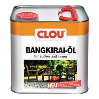 Bangkirai- & Douglasien-Öl 2,5l naturgetönt
