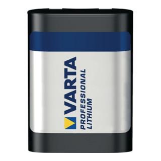 Batterie Prof.Lithium 6 V 2CR5 1600 mAh 2CR5 6203 1 St./Bl.VARTA