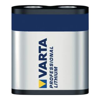 Batterie Prof.Lithium 6 V CRP2 1450 mAh CR-P2 6204 1 St./Bl.VARTA
