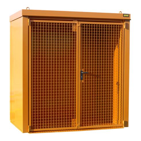 Bauer Südlohn Gasflaschen-Container GFC-B M1
